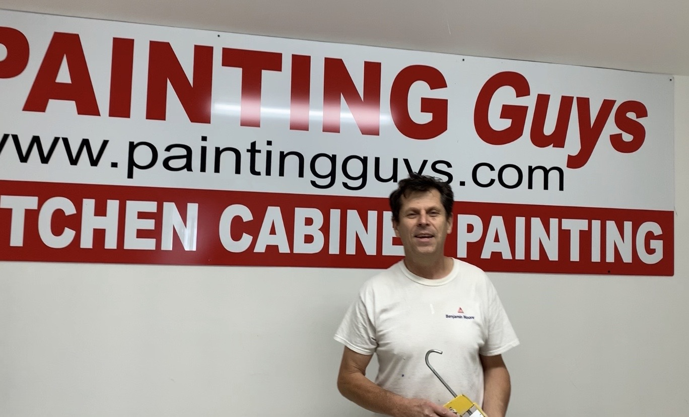 How to paint kitchen cabinets - PAINTING Guys
