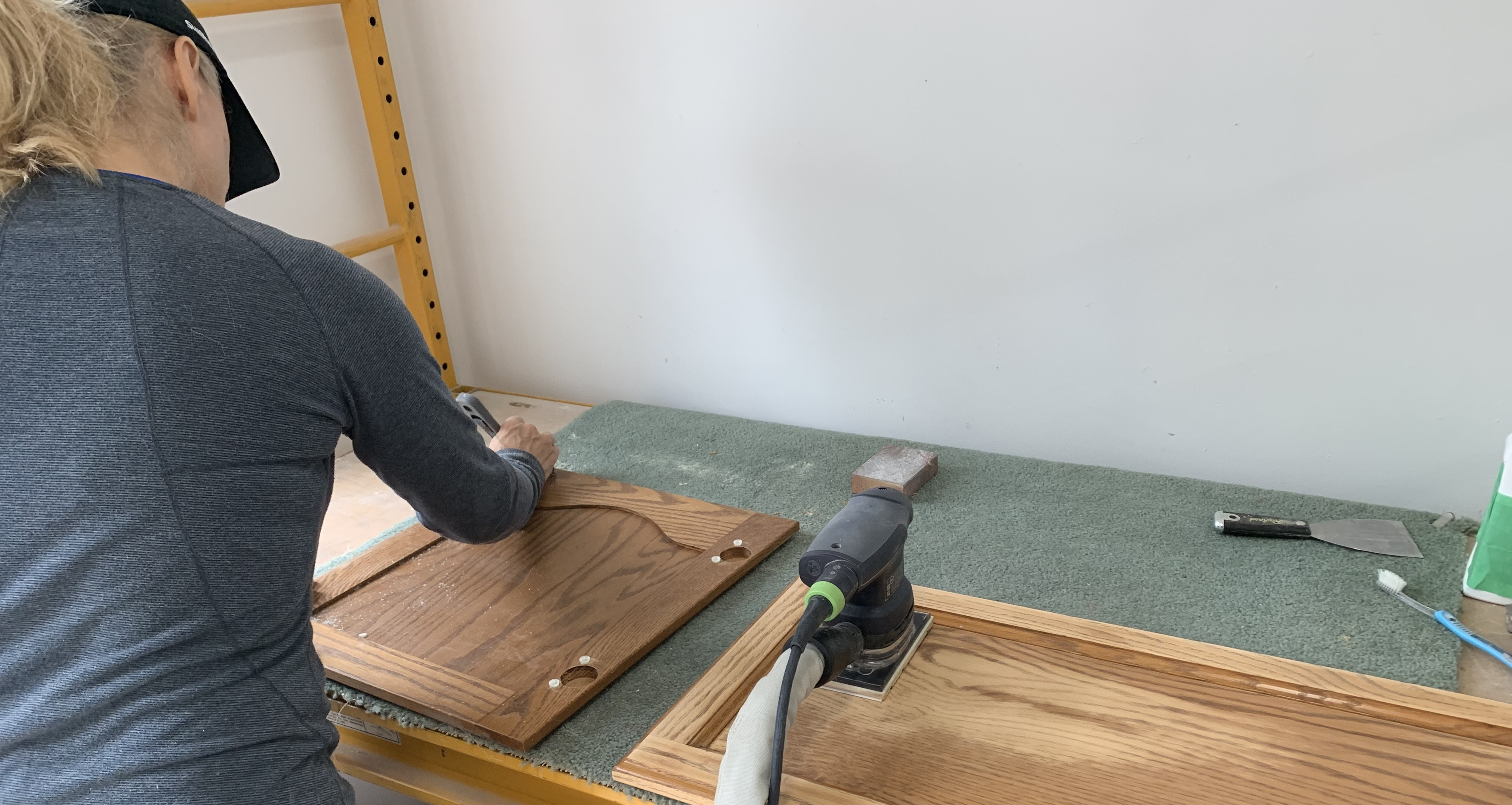 Getting My How To Prep And Paint Kitchen Cabinets - Residential Painting.Contractors - Best Cabinet Prepping Tips To Work