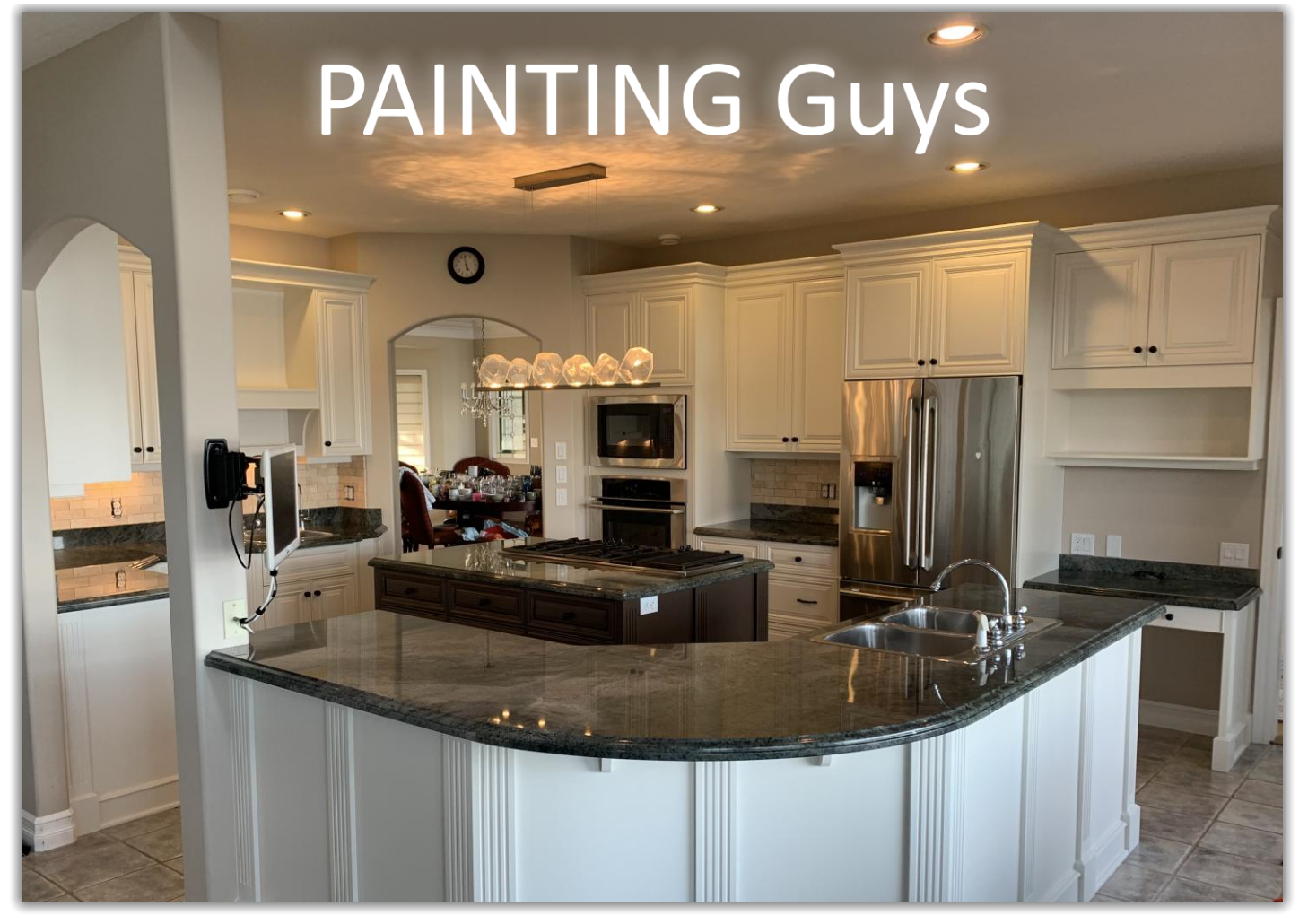 Kitchen Cabinet Painting Victoria Duncan Nanaimo Painting Guys