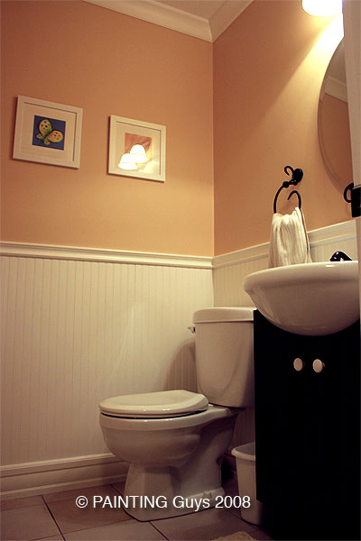 Painting bathrooms for better sanitation - Painting Guys
