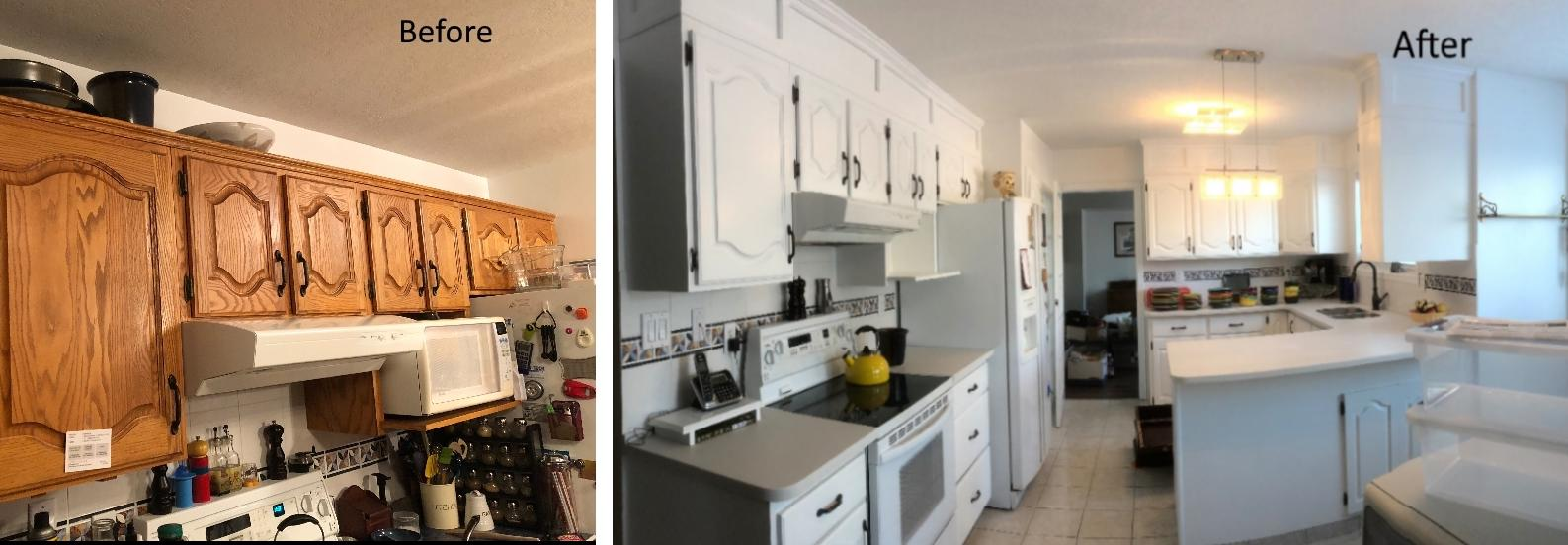 Sidney Kitchen Cabinet Painting Painting Guys