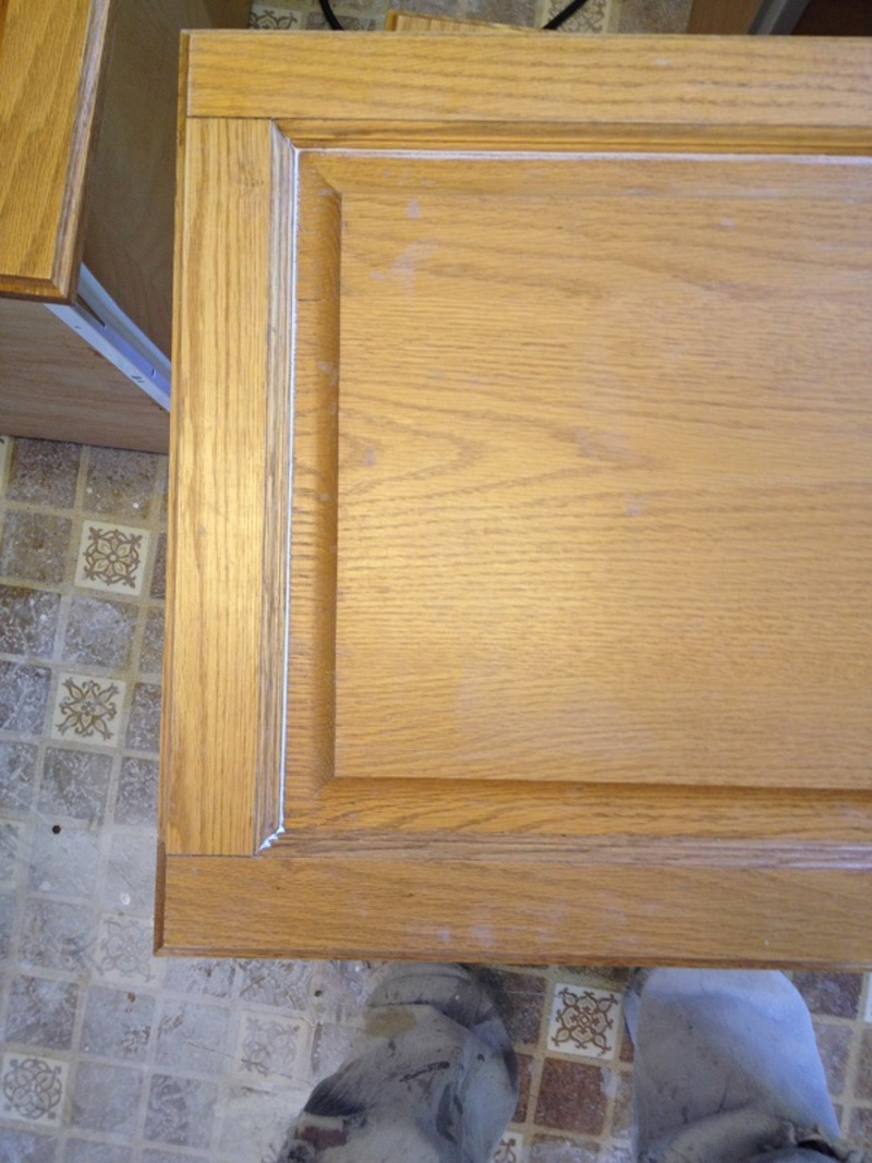 Caulking Cabinet Doors For Painting Painting Guys