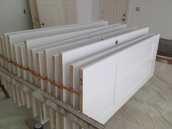 Painting New Doors Painting Guys