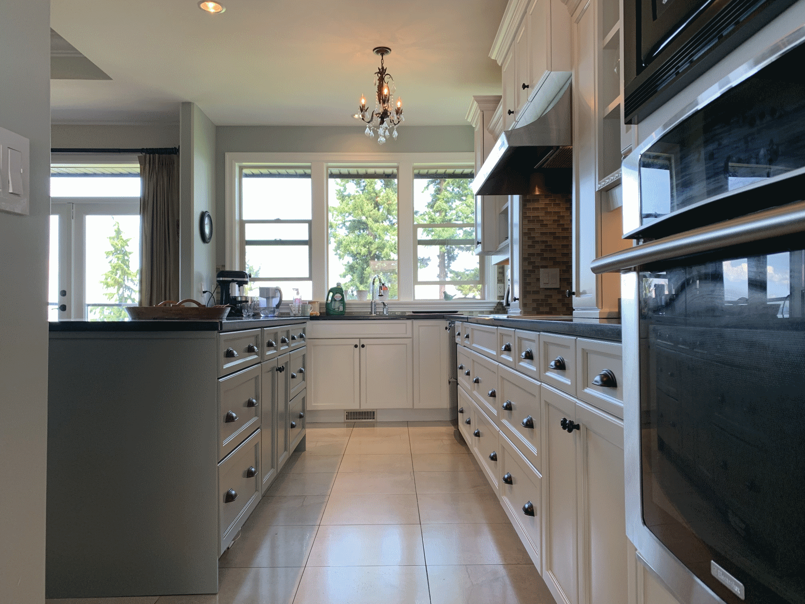 Kitchen cabinet refinishing Nanaimo BC