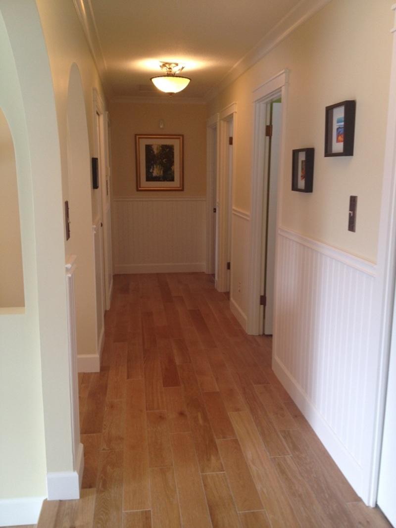 Painting Hallways