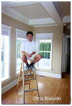 Cabinet painter - PAINTING Guy