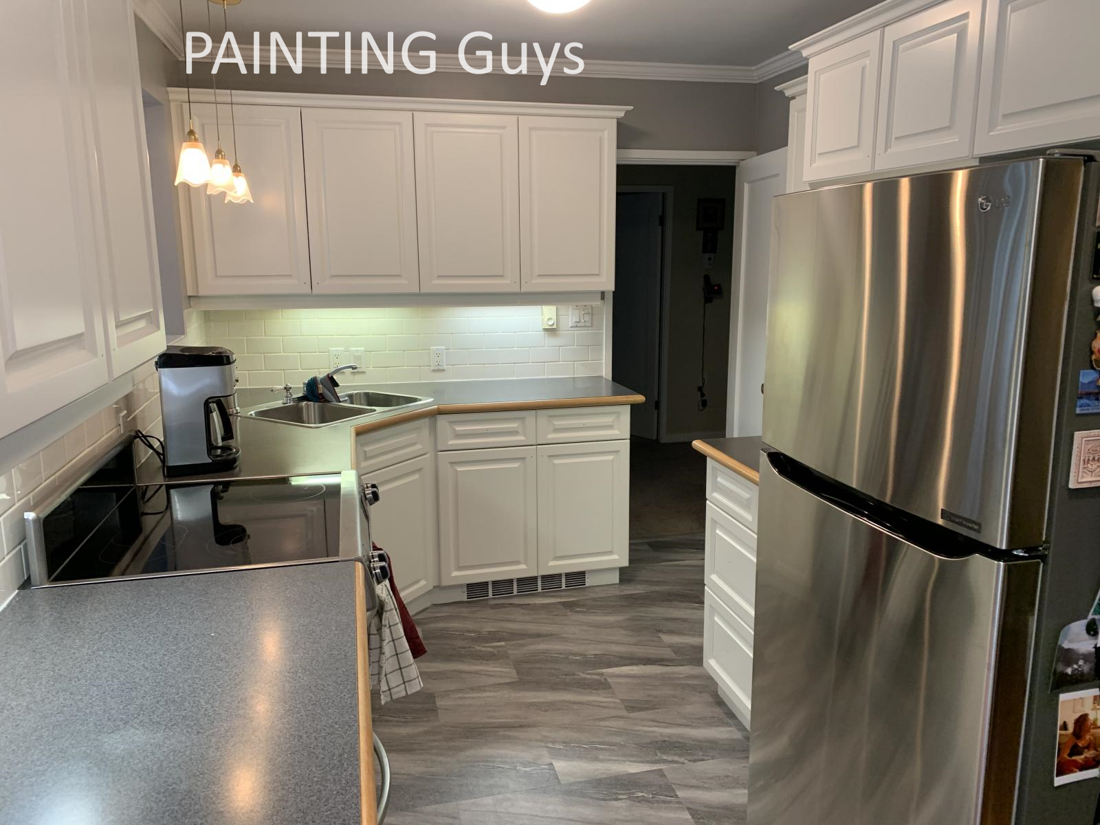 Kitchen cabinet painters Victoria bc
