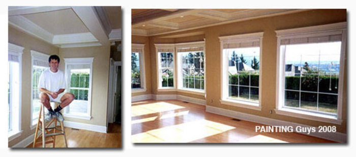 Professional Benjamin Moore Painter for Vancouver Island