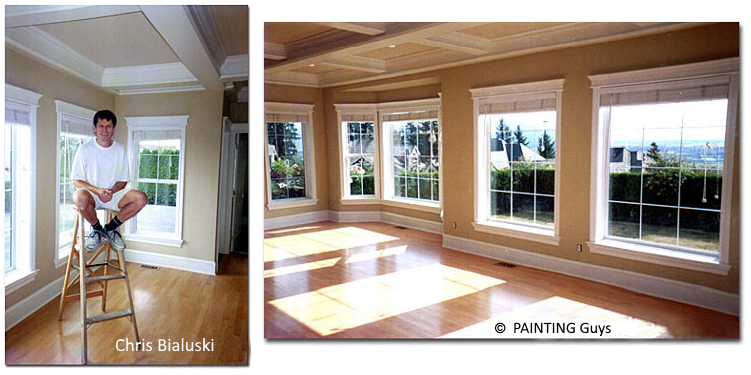 Duncan BC - PAINTING Guys - Painting & Kitchen Cabinet Refinishing