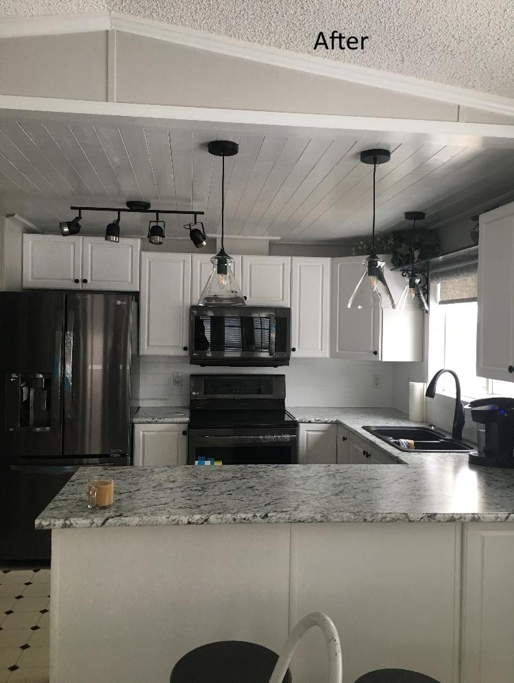 MDF kitchen cabinets painting - PAINTING Guys