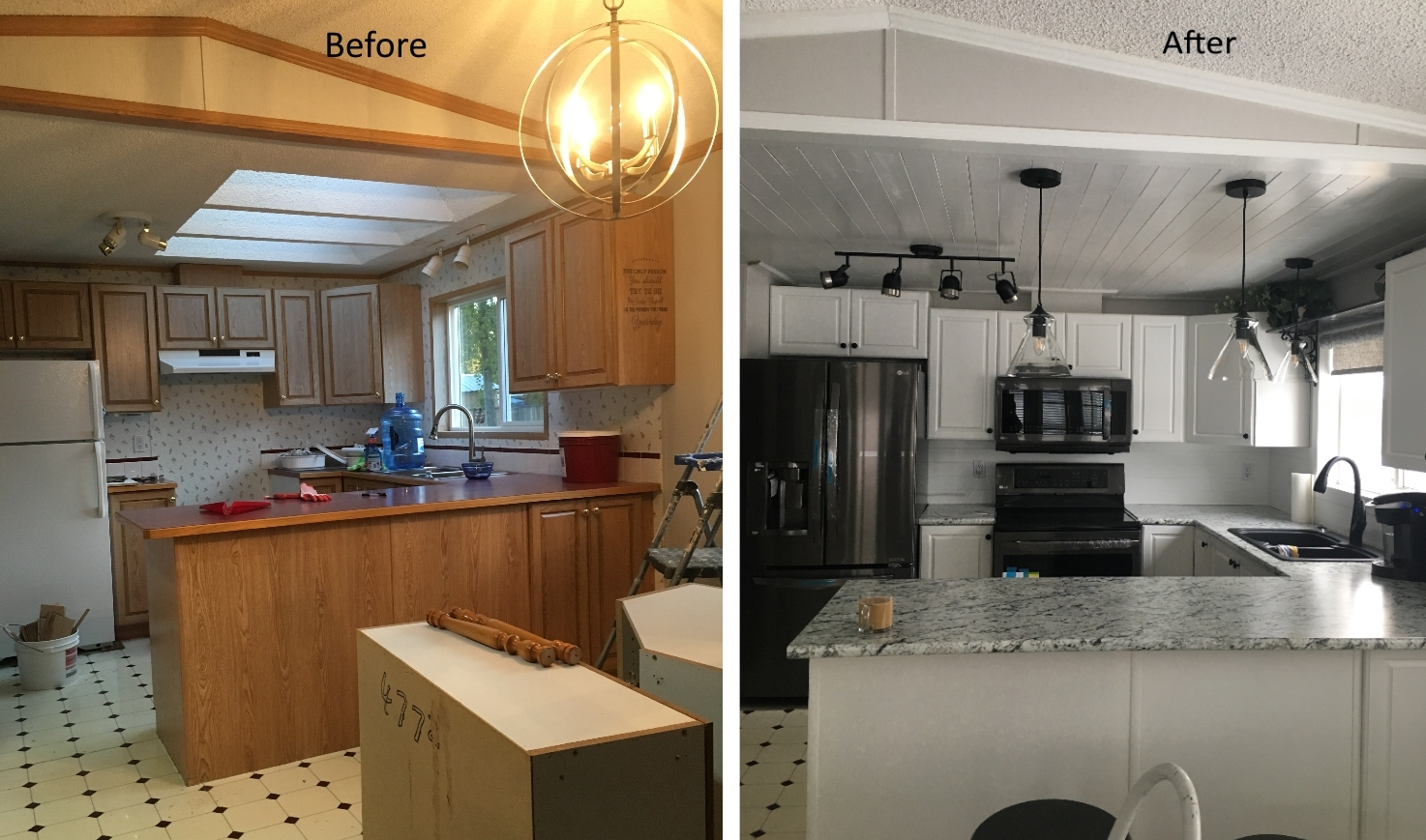 Kitchen Cabinet  Refinishing - PAINTING Guys