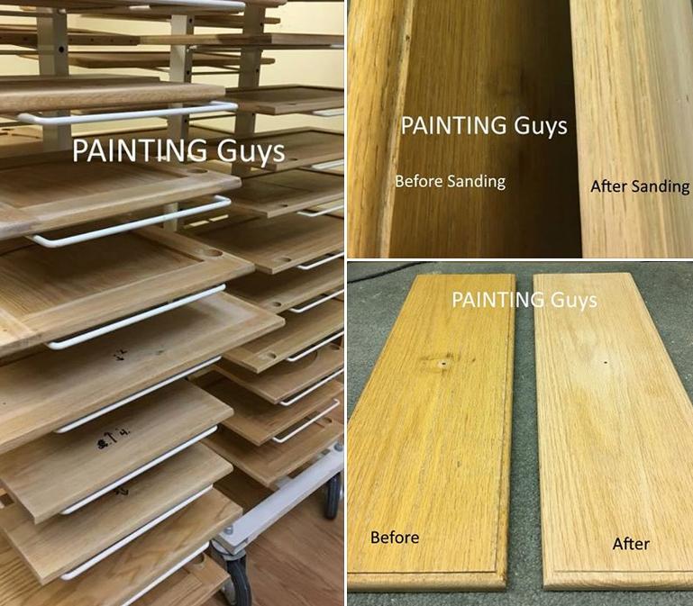 Sensational Painting Kitchen Cabinet Doors Painting Guys Download Free Architecture Designs Ogrambritishbridgeorg