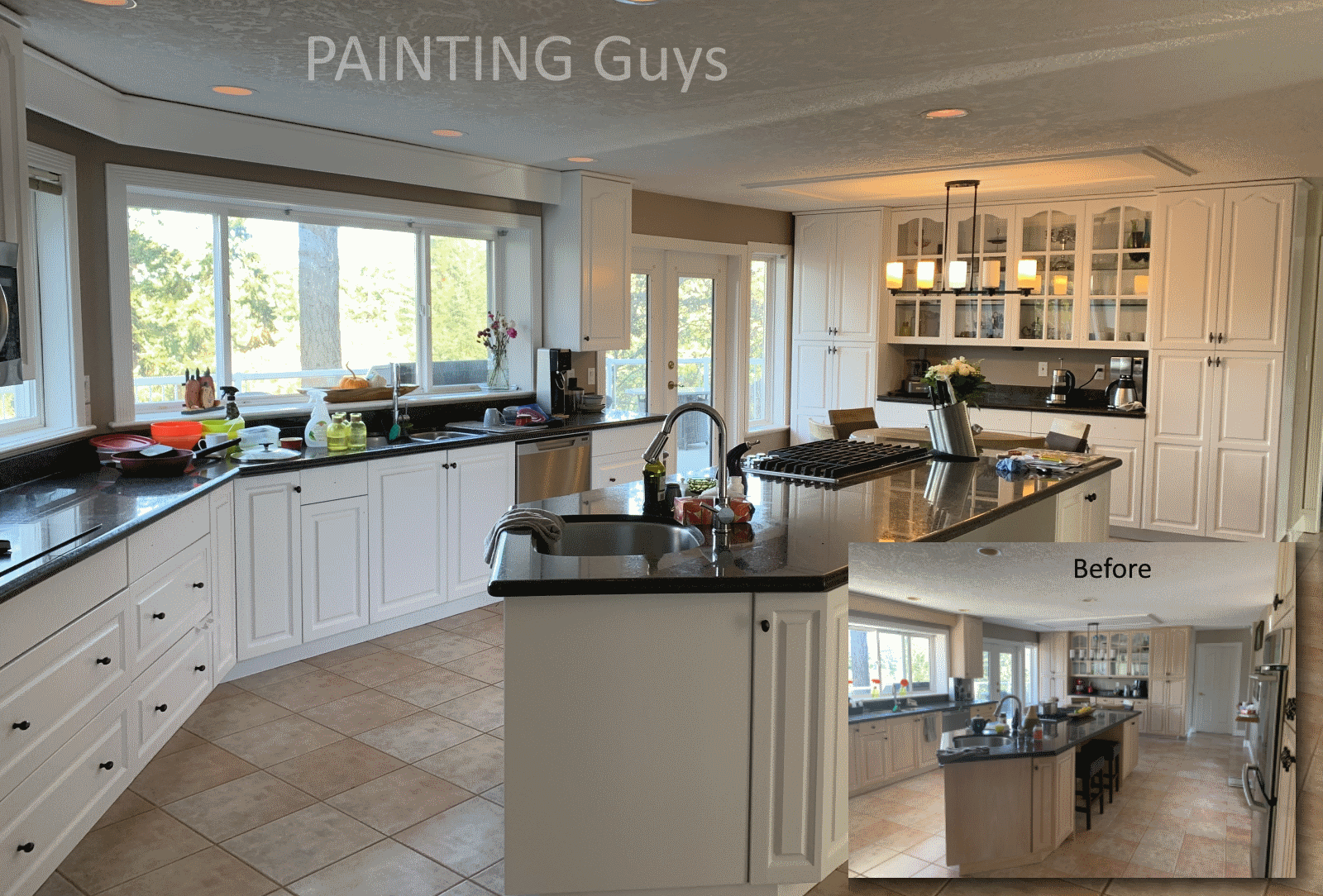 kitchen cabinet painter - Greater Victoria, BC