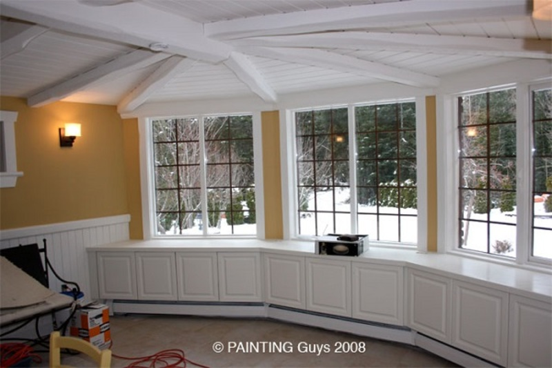diing room painting